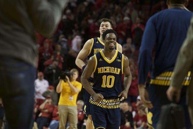 Michigan Wolverines vs. Rutgers Scarlet Knights - 1/27/16 College Basketball Pick, Odds, and Prediction