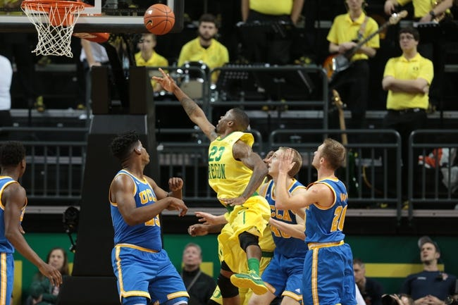 UCLA vs. Oregon - 3/2/16 College Basketball Pick, Odds, and Prediction