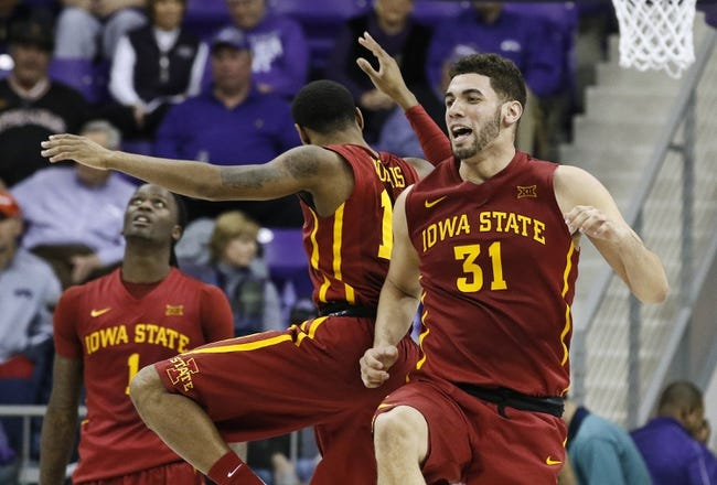Iowa State vs. West Virginia - 2/2/16 College Basketball Pick, Odds, and Prediction