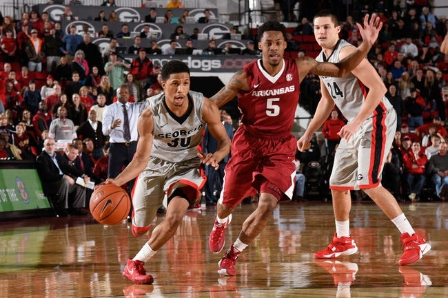 Georgia vs. South Carolina - 2/2/16 College Basketball Pick, Odds, and Prediction