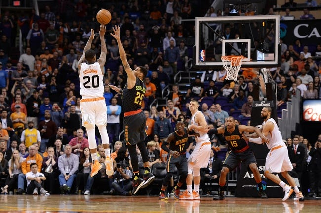 Hawks vs. Suns - 4/5/16 NBA Pick, Odds, and Prediction