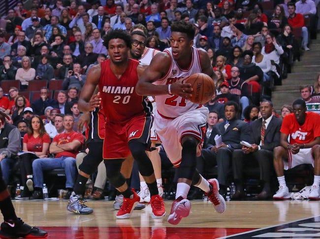 Heat vs. Bulls - 3/1/16 NBA Pick, Odds, and Prediction