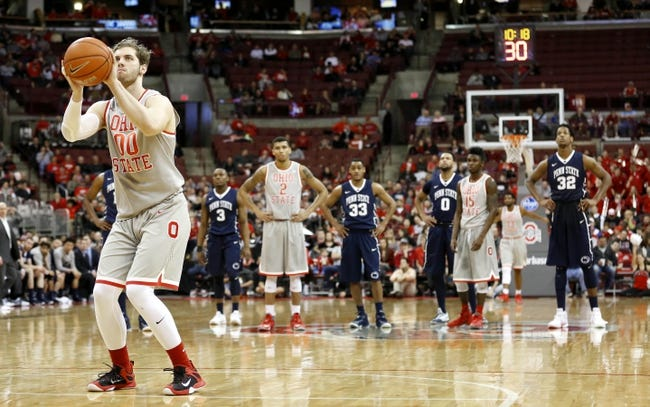 Ohio State vs. Penn State - 3/10/16 Big Ten Tournament Pick, Odds, and Prediction