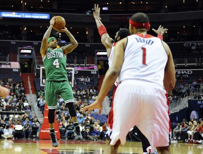 Washington Wizards vs. Boston Celtics - 11/9/16 NBA Pick, Odds, and Prediction