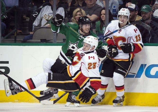 Calgary Flames vs. Dallas Stars - 11/10/16 NHL Pick, Odds, and Prediction