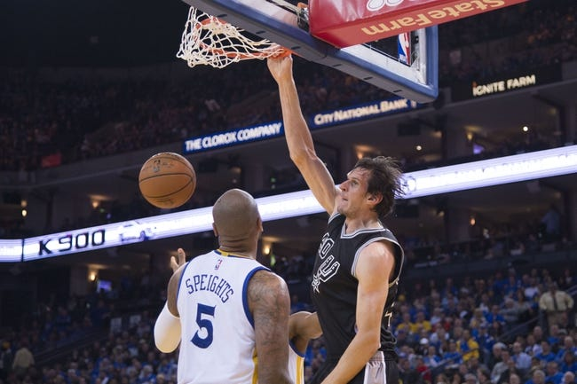 Spurs vs. Warriors - 3/19/16 NBA Pick, Odds, and Prediction