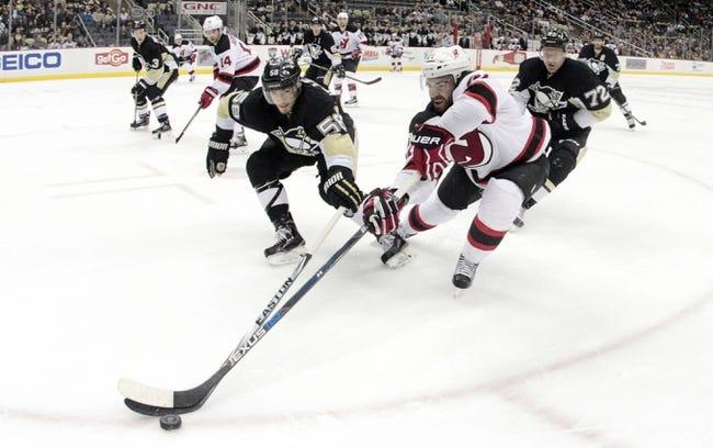 Devils vs. Penguins - 3/6/16 NHL Pick, Odds, and Prediction