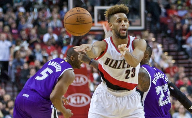 Trail Blazers vs. Kings - 3/28/16 NBA Pick, Odds, and Prediction