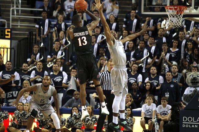 UNLV vs. San Diego State - 1/30/16 College Basketball Pick, Odds, and Prediction