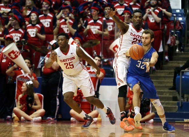 George Mason Patriots vs. Dayton Flyers - 2/6/16 College Basketball Pick, Odds, and Prediction