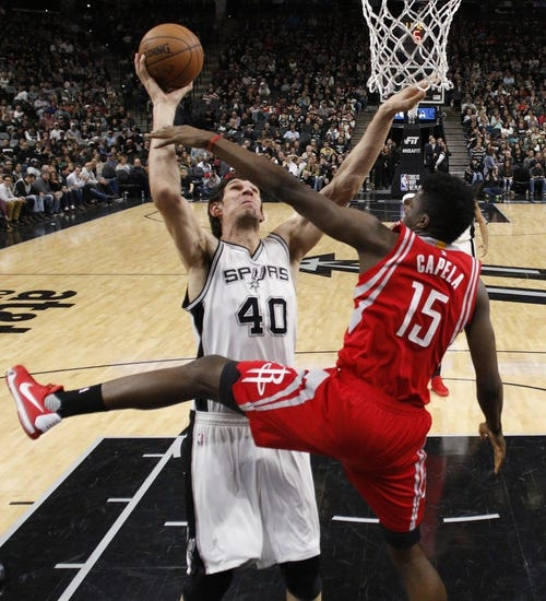 San Antonio Spurs at Houston Rockets - 2/27/16 NBA Pick, Odds, and Prediction