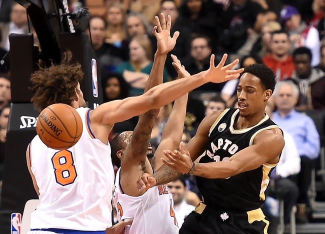 Knicks vs. Suns - 1/29/16 NBA Pick, Odds, and Prediction