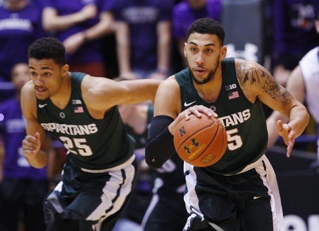 Purdue vs. Michigan State - 2/9/16 College Basketball Pick, Odds, and Prediction