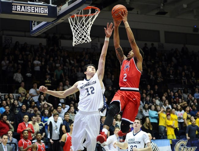 Richmond Spiders vs. George Washington Colonials - 2/24/16 College Basketball Pick, Odds, and Prediction
