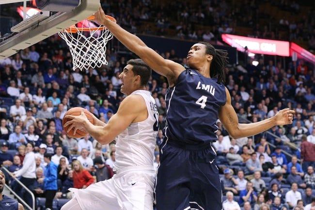 Loyola Marymount Lions vs. San Diego Toreros - 3/4/16 College Basketball Pick, Odds, and Prediction