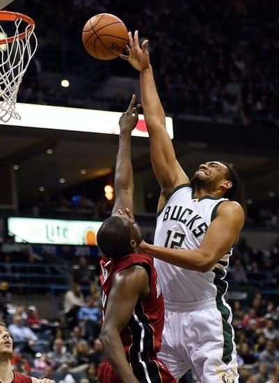 Miami Heat at Milwaukee Bucks - 3/9/16 NBA Pick, Odds, and Prediction