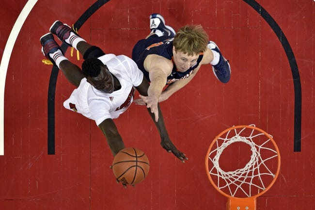 Virginia Cavaliers vs. Louisville Cardinals - 3/5/16 College Basketball Pick, Odds, and Prediction