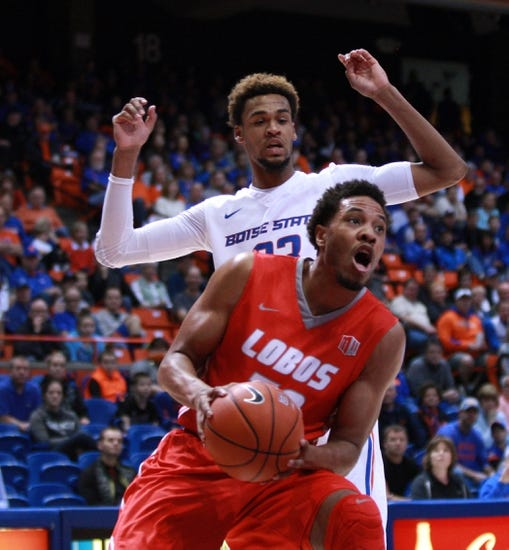 New Mexico Lobos vs. Boise State Broncos - 2/17/16 College Basketball Pick, Odds, and Prediction