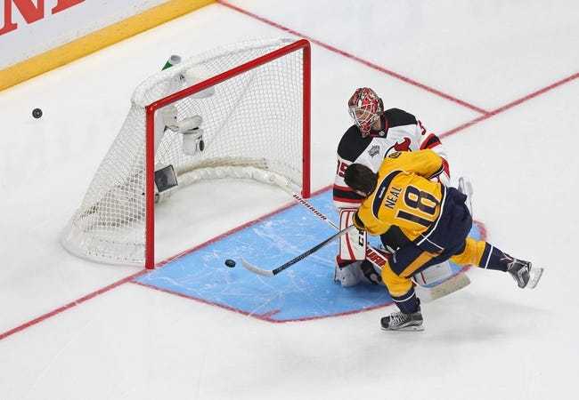 Predators vs. Devils - 3/3/16 NHL Pick, Odds, and Prediction