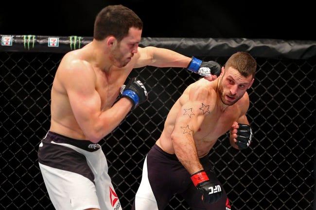 Tarec Saffiedine vs. Rick Story UFC Fight Night 88 Pick, Preview, Odds, Prediction - 5/29/16