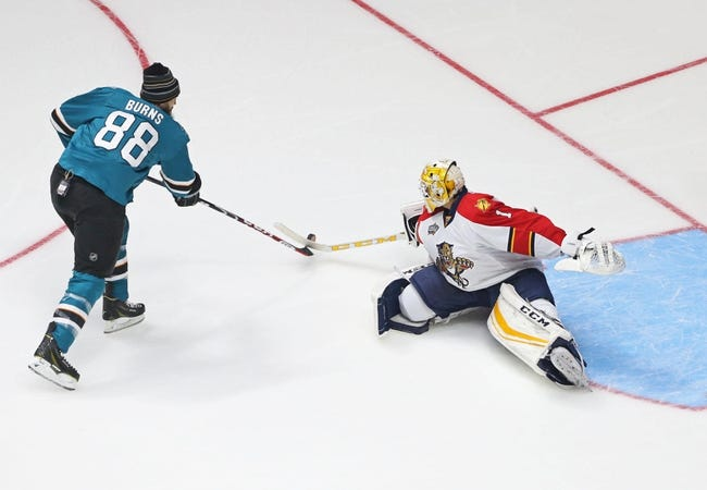 Panthers vs. Sharks - 2/18/16 NHL Pick, Odds, and Prediction