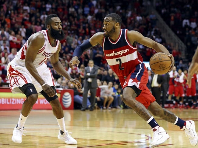Washington Wizards vs. Houston Rockets - 11/7/16 NBA Pick, Odds, and Prediction
