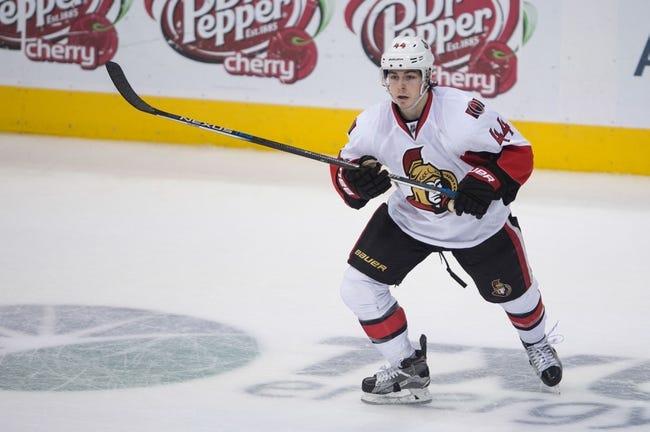 Senators vs. Stars - 3/6/16 NHL Pick, Odds, and Prediction