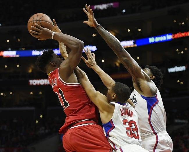 Los Angeles Clippers vs. Chicago Bulls - 11/19/16 NBA Pick, Odds, and Prediction