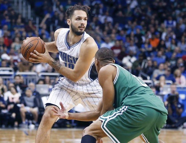 Celtics vs. Magic - 3/21/16 NBA Pick, Odds, and Prediction