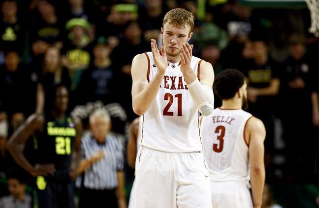 Texas Longhorns vs. Baylor Bears - 2/20/16 College Basketball Pick, Odds, and Prediction