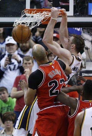 Chicago Bulls vs. Utah Jazz - 3/19/16 NBA Pick, Odds, and Prediction