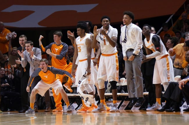 Arkansas Razorbacks vs. Tennessee Volunteers - 2/6/16 College Basketball Pick, Odds, and Prediction