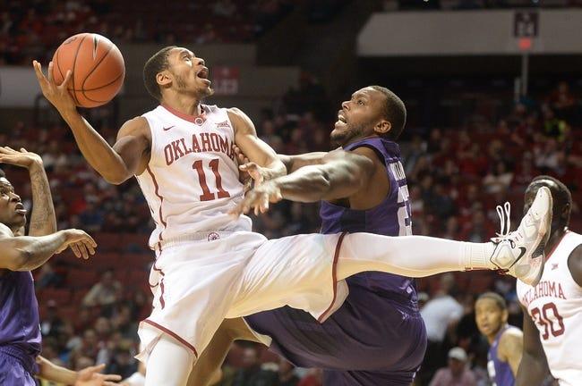 TCU vs. Oklahoma - 3/5/16 College Basketball Pick, Odds, and Prediction