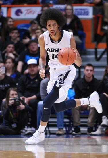UC Irvine vs. Utah State - 11/11/16 College Basketball Pick, Odds, and Prediction