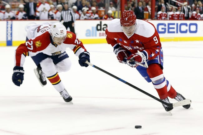 Florida Panthers vs. Washington Capitals - 10/20/16 NHL Pick, Odds, and Prediction
