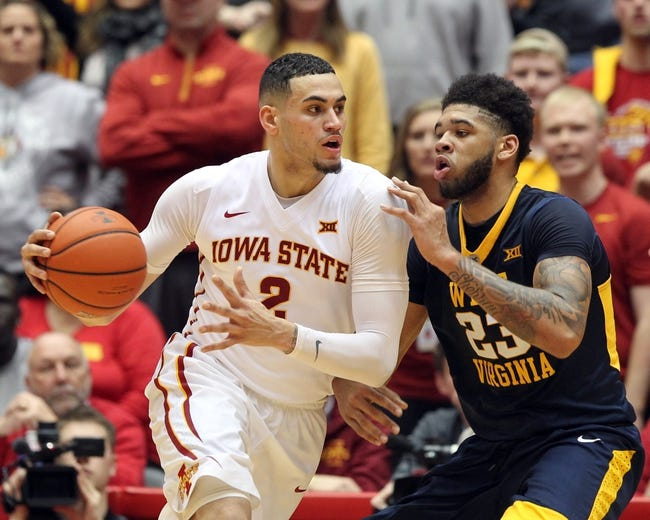 West Virginia Mountaineers vs. Iowa State Cyclones - 2/22/16 College Basketball Pick, Odds, and Prediction