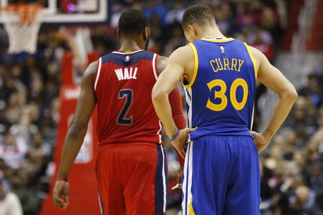 Warriors vs. Wizards - 3/29/16 NBA Pick, Odds, and Prediction