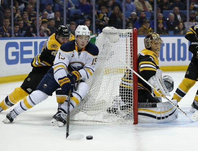 Bruins vs. Sabres - 2/6/16 NHL Pick, Odds, and Prediction