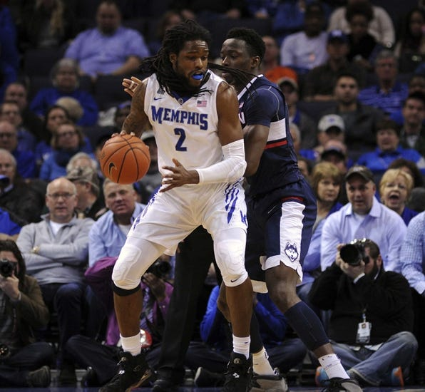 Memphis Tigers vs. Cincinnati Bearcats - 2/6/16 College Basketball Pick, Odds, and Prediction