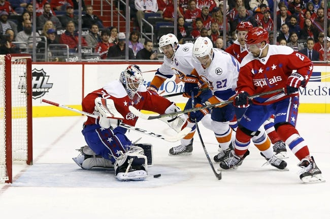 Islanders vs. Capitals - 2/18/16 NHL Pick, Odds, and Prediction