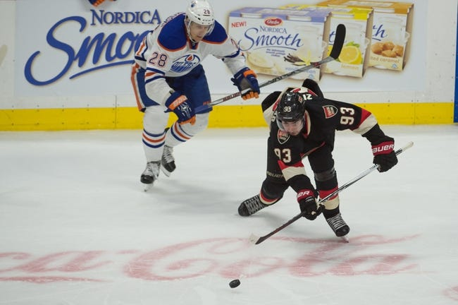 Oilers vs. Senators - 2/23/16 NHL Pick, Odds, and Prediction