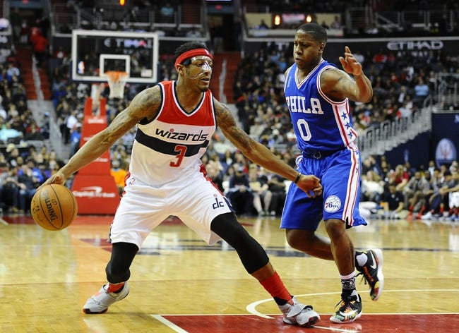 76ers vs. Wizards - 2/26/16 NBA Pick, Odds, and Prediction