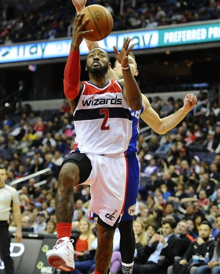 Washington Wizards at Philadelphia 76ers - 2/26/16 NBA Pick, Odds, and Prediction