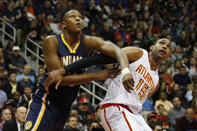 Hawks vs. Pacers - 3/13/16 NBA Pick, Odds, and Prediction