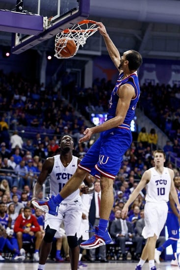 Kansas Jayhawks vs. Oklahoma State Cowboys - 2/15/16 College Basketball Pick, Odds, and Prediction