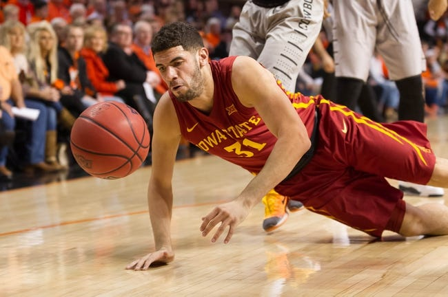 Iowa State vs. Texas - 2/13/16 College Basketball Pick, Odds, and Prediction
