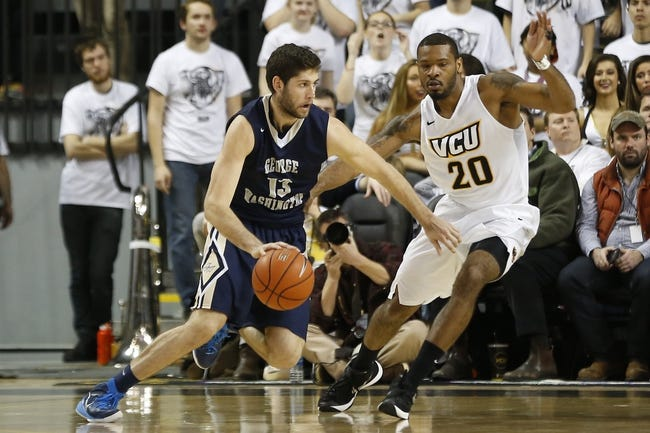 George Washington Colonials vs. Saint Joseph's Hawks - 2/10/16 College Basketball Pick, Odds, and Prediction