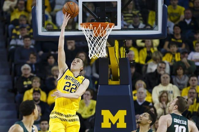 Michigan Wolverines vs. Purdue Boilermakers - 2/13/16 College Basketball Pick, Odds, and Prediction