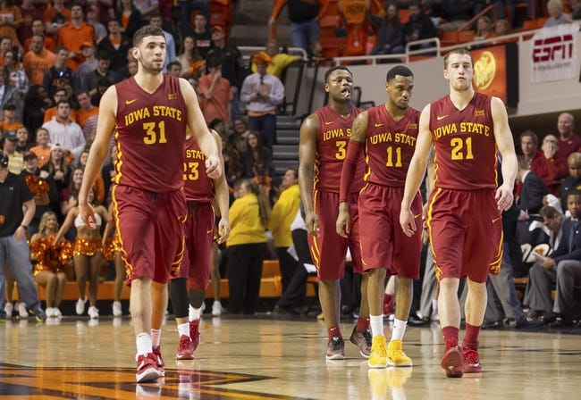Iowa State Cyclones vs. Oklahoma State Cowboys - 2/29/16 College Basketball Pick, Odds, and Prediction