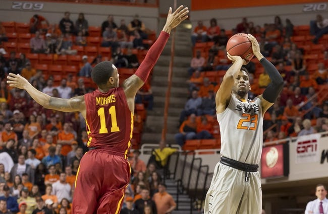 Oklahoma State at Iowa State - 2/29/16 College Basketball Pick, Odds, and Prediction